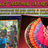 Ballet National du Mexique - 22 juin 2018