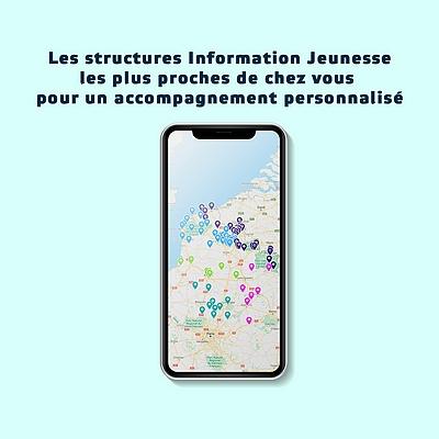 Les structures les plus proches - ij-hdf.fr