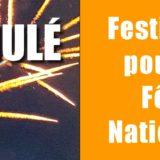 Festivités 14 juillet 2020 annulées