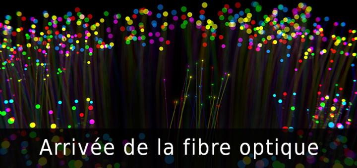 Arrivée de la fibre optique à Holnon