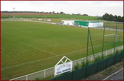 Stade Gilles Raimond à Holnon