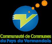 Logo Communauté de communes du Pays du Vermandois