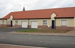 Pavillons avec garage