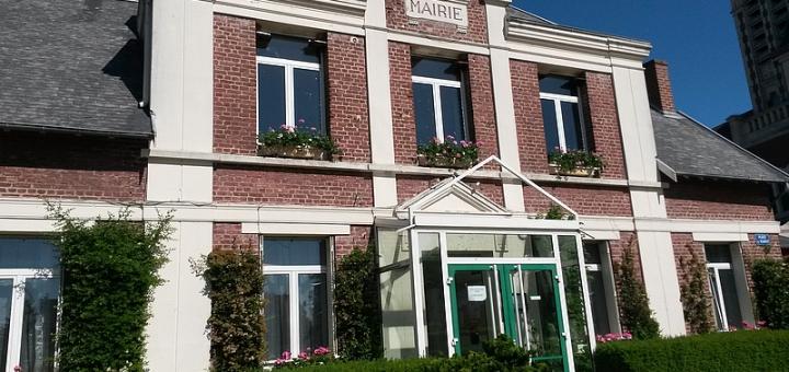 Mairie d'Holnon (Aisne)