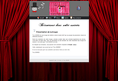 Site internet de Trac d'Enfer