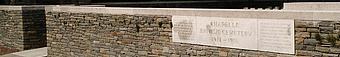 Cimetière Britannique de Chapelle