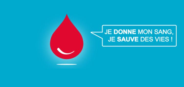 Je donne mon sang, je sauve des vies !