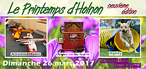 Printemps d'Holnon 2017 - Programme du 26 mars 2017