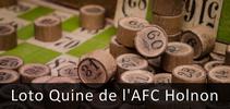 Loto Quine de l'AFC Holnon