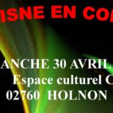 Sax'Aisne en concert le 30 avril 2017