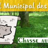 Chasse au trésor - Conseil Municipal des Jeunes