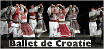 Ballet de Croatie - Holnon 2017