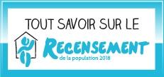 Tout savoir sur le recensement de la population 2018