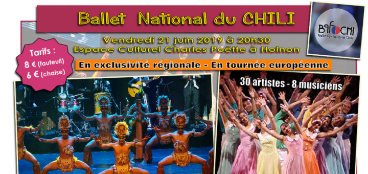 Ballet National du Chili