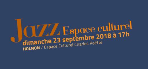 Jazz - Dimanche 23 septembre 2018