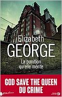 Elizabeth George - La punition qu'elle mérite