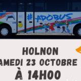 Passage de l'Adobus - 23 octobre 2021