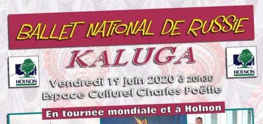 Ballet National de Russie Kaluga 2020 - Holnon
