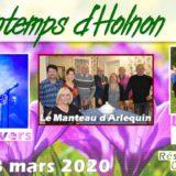 Printemps d'Holnon 2020