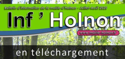 Inf'Holnon en téléchargement