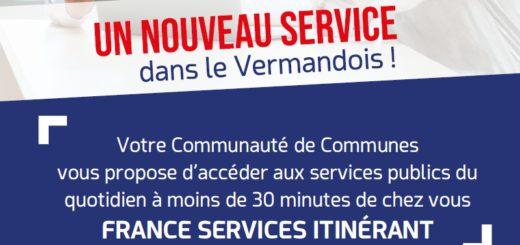 France Service Itinérant dans le Vermandois