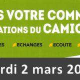 Consultations du camion PMI - 2 mars 2021