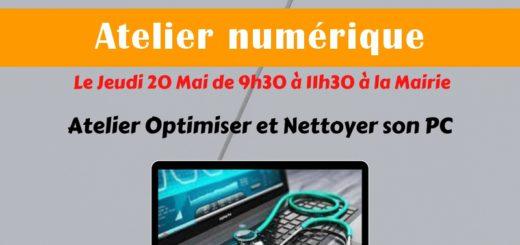 Atelier numérique - Jeudi 20 mai 2021 - Holnon