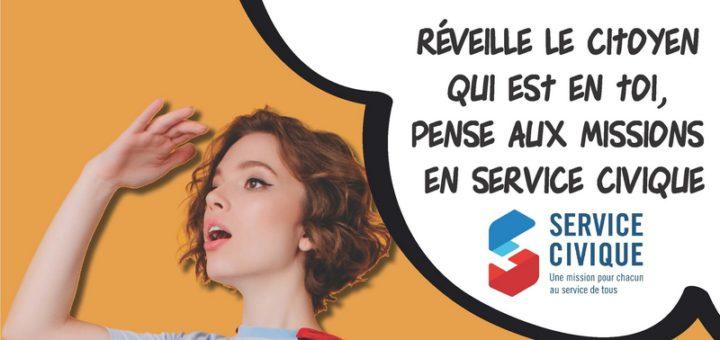 Service civique - Holnon