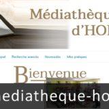 Nouveau à la médiathèque : réservez en ligne !
